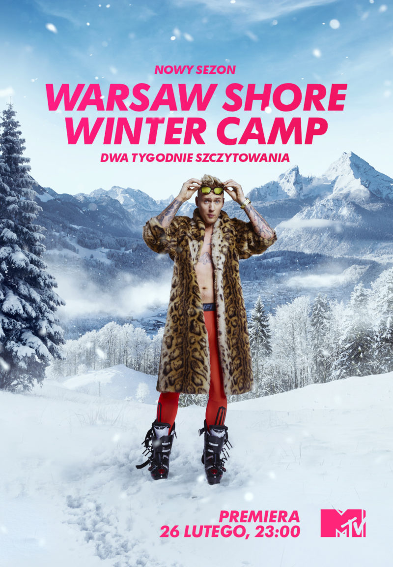 Warsaw Shore Winter Camp